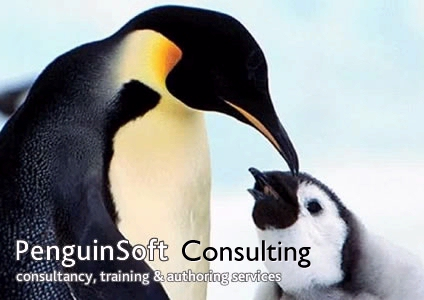 PenguinSoft Consulting - consultancy, training & authoring services